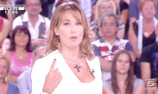 """Barbara D'Urso: """"Dal 2 settembre torno con Pomeriggio 5″"""