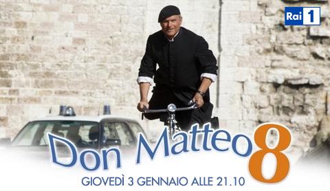 Don Matteo 8: Anticipazioni puntata del 3 gennaio 2013