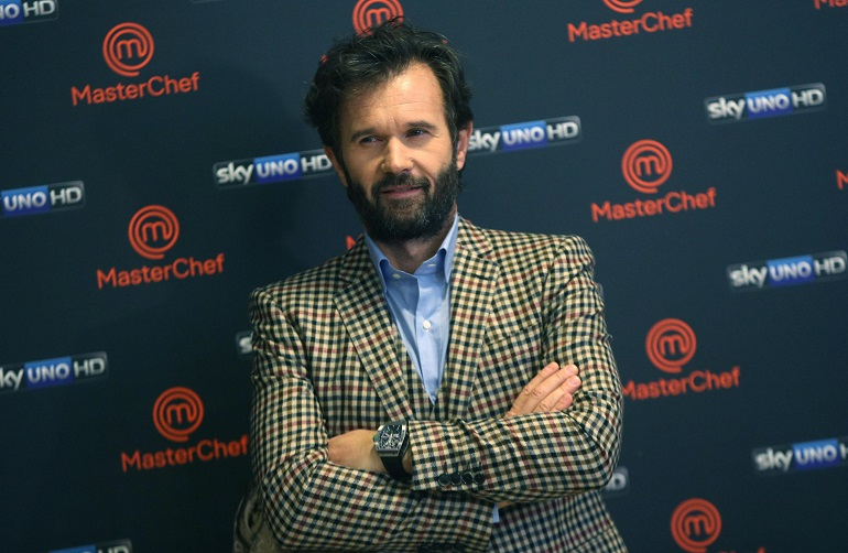 """SKY presentata la 4/a edizione di """"Master Chef"""""""