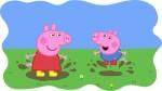 Peppa Pig e gli stivali d'oro, in TV