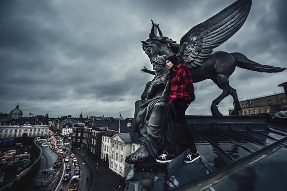 URBEX_Elaina Hammeken @Copenhagen_RedbullTv_bassa