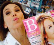 Barbara D'Urso lancia il suo nuovo settimanale B